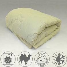 Одеяло всесезонное 200х220 с верблюжьим пухом Extra WooL, Сон Шахерезады