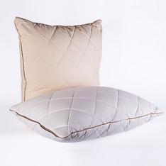 Подушка 68х68 с шерстью верблюда Дар Востока