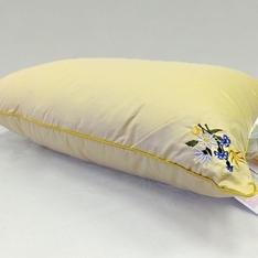 Подушка из бамбука 50х68 Антистресс Цветочное разнотравье