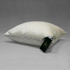 Подушка с пухом кашмирской козы 50х68, Благородный кашемир