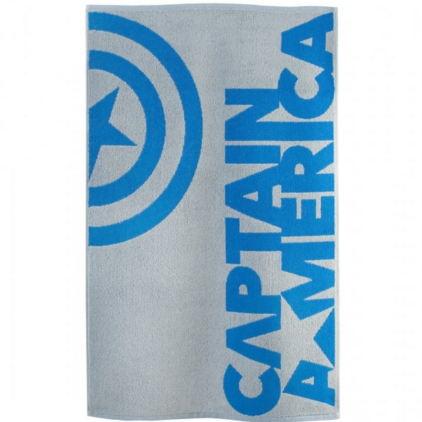 Полотенце Детское «Marvel» 50x80 Capitan America